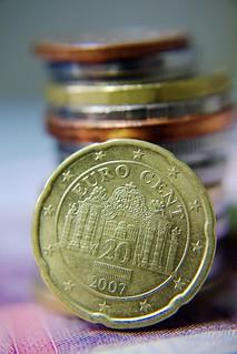 Euro Cent-- Getty