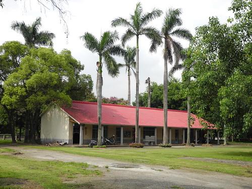 紅瓦屋校舍深具歷史價值。