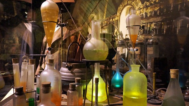 HARRY POTTER THE EXHIBITION - ArtScience Museum, Singapore (68)