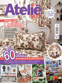 Revista Ateliê na TV by RôLô Arteiras