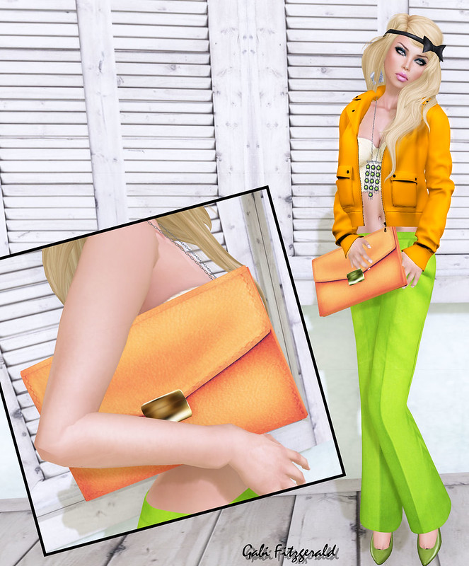 (Color Blocking Fair) Wow Skins - Illmatic - Chloe