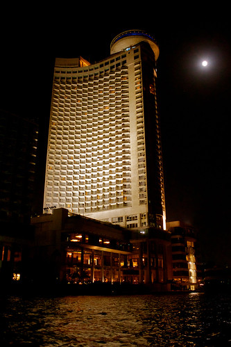 Grand Hyatt Cairo by Ester Meerman