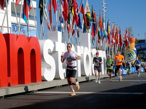 Amsterdam maraton