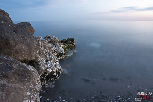 sunset sea canon relax atardecer mar stones calm calma rocas 450d