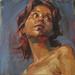 Drea -Melissa Grimes oil painting