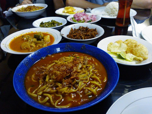 Mie Aceh and others