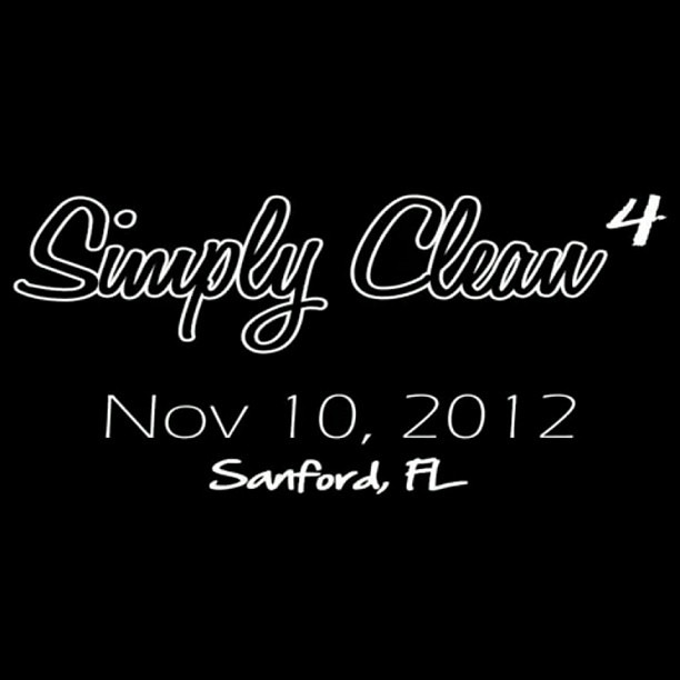 Simply Clean 4!!  Are you ready???