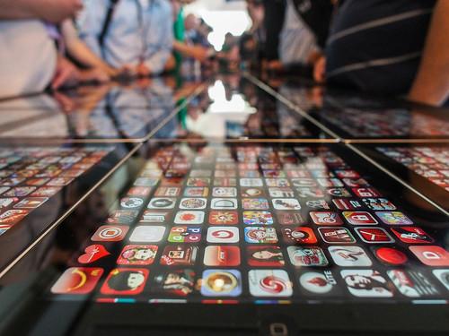 WWDC iPads