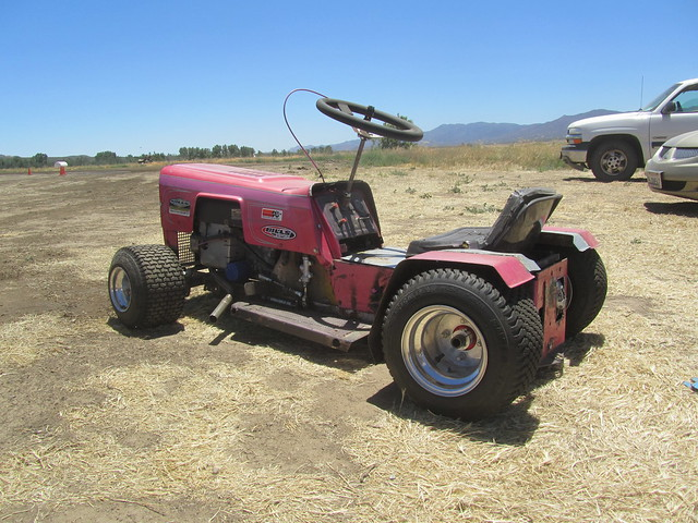 Lawn Mower Race Car Flickr Photo Sharing