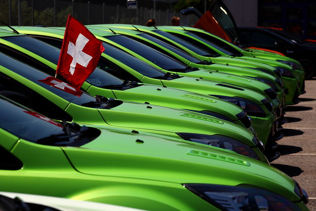 Green RS Squad Switzerland