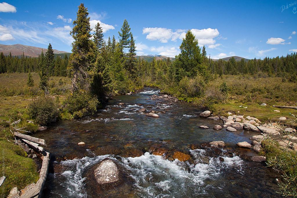 Река Бара / River Bara