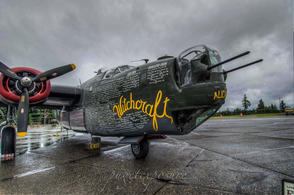 "Collings Foundation B-24J ""Witchcraft"""
