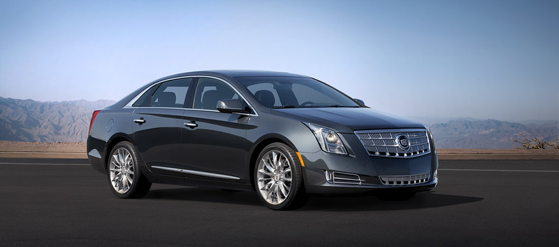 The All-New Cadillac XTS