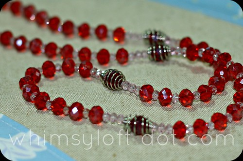 siam red rosary