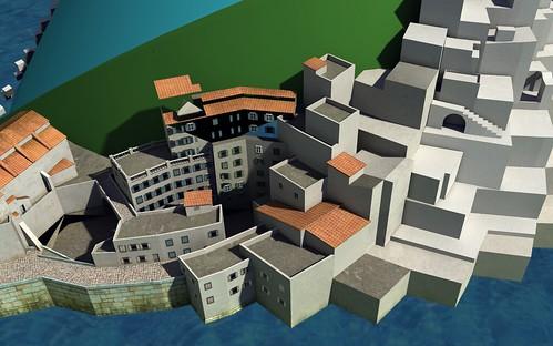 Escher in 3D