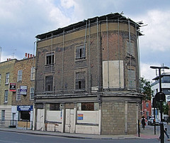 The Former Talbot Arms Pub, 97 Caledonian Road -  London.