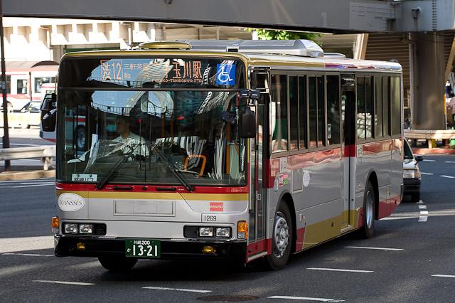 東急トランセ TA1269 エアロスターワンロマ