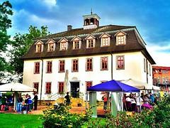 Wilhelmglücksbrunn #house near #Eisenach.