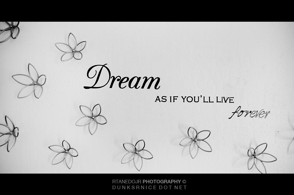 Dream B&W.