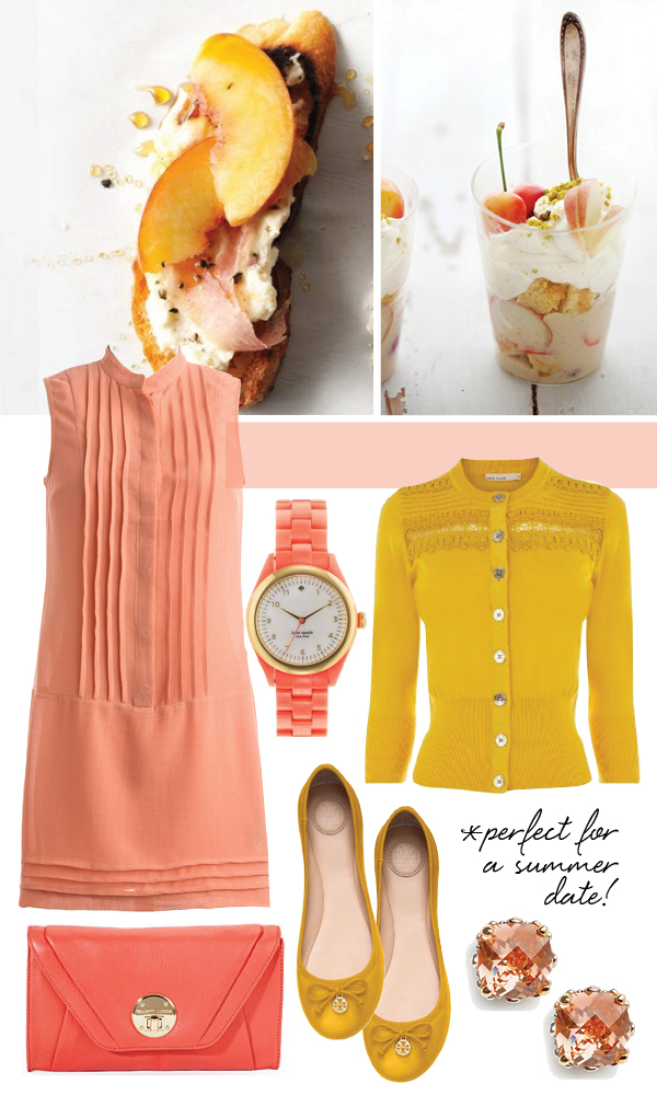 Pretty In Peach