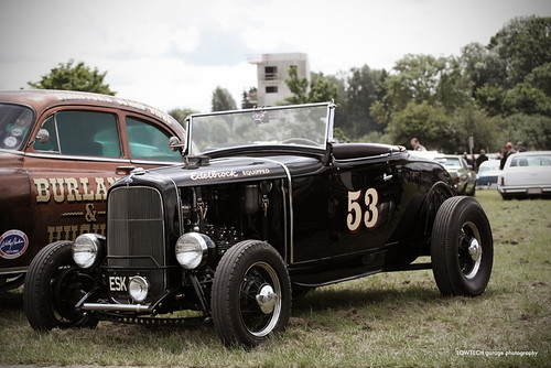 European Hot Rod & Custom Show by LOWTECH garage photography
