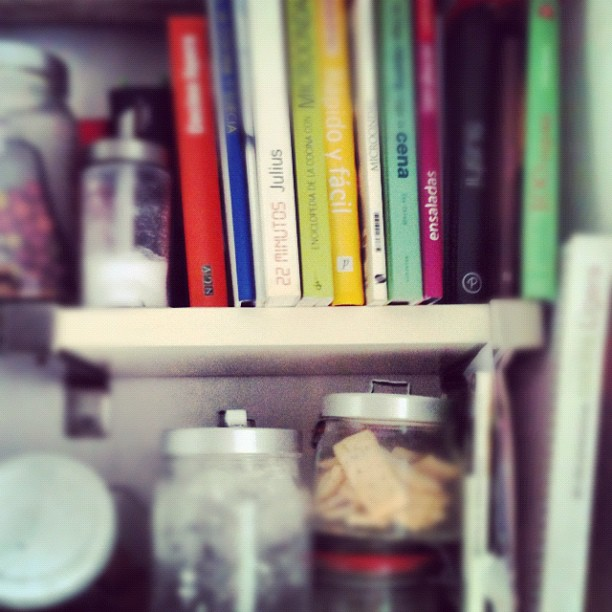 Day 28: on the shelf