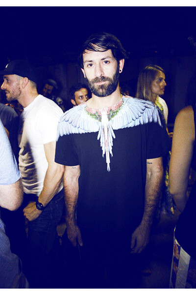 7466667594 b843e6b65d z Il party di MSGM dopo il press day per lestate 2013