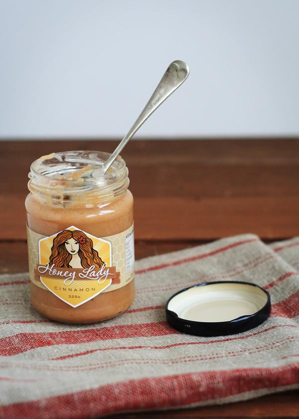 Cinnamon Honey from the Honey Lady