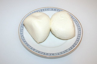 14 - Zutat Mozzarella / Ingredient mozzarella