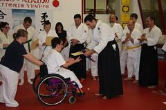"""Aikido con gli amici del """"Piccolo Rifugio"""""""