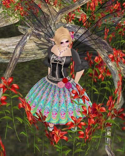 Carnelian Lily