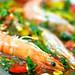Shrimps Mediterranean