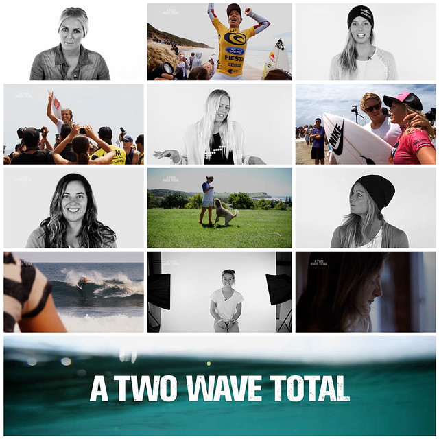 A Two Wave Total - Graphic