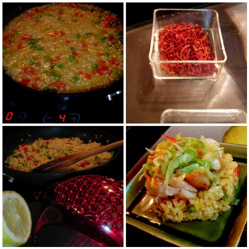 cod paella by rustumlongpig