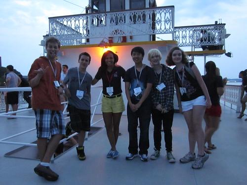 NSLC 4th of July Boat Cruise