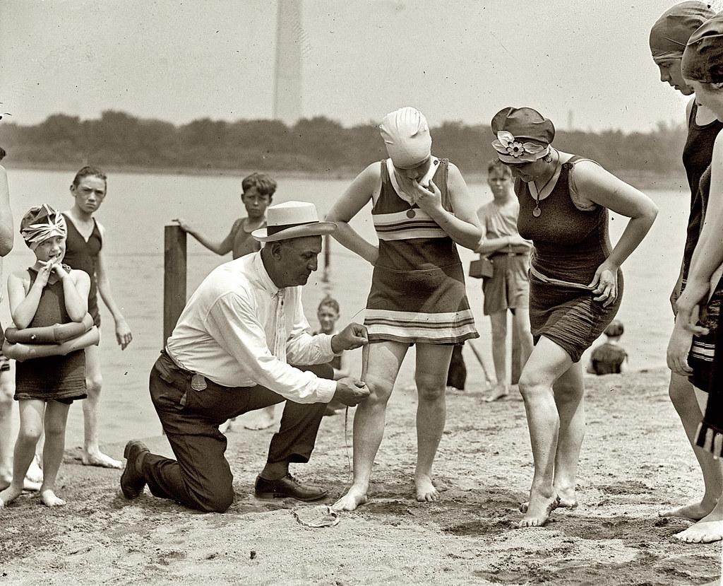 US Bikini Laws,1922