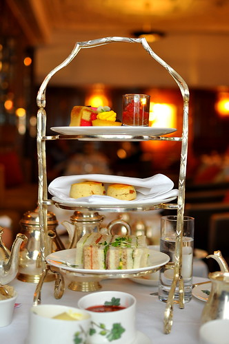 Afternoon Tea at Brown's Hotel - London