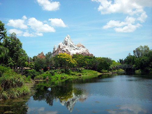 Everest in Animal Kingdom