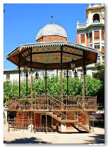 Coreto em Burgos by VRfoto