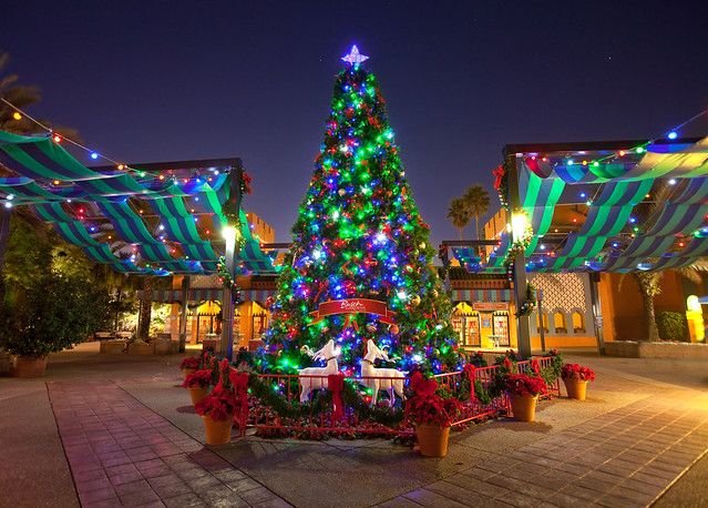 Christmas Town At Busch Gardens Tampa Flickr Photo Sharing