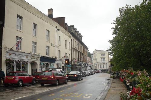 Great Malvern shops