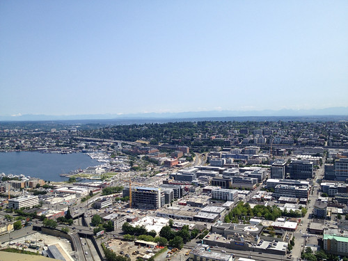 seattle city tour view visit spaceneedle