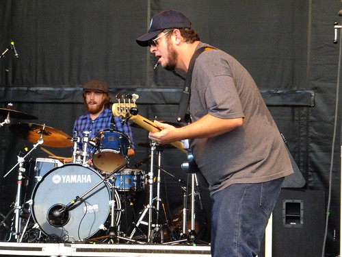 Damon Fowler at Ottawa Bluesfest 2012