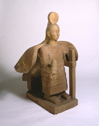 Male ba Statue