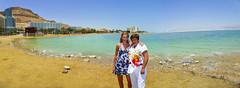 Dead Sea, Israel, 2012
