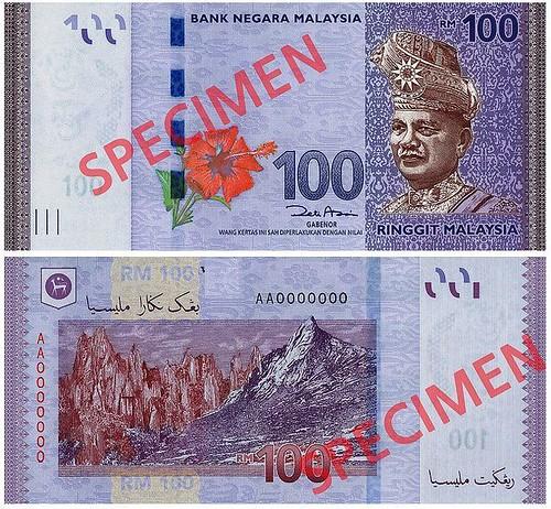 Malaysia2012RM100