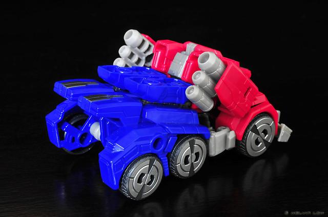 Fall of Cybertron Optimus Prime