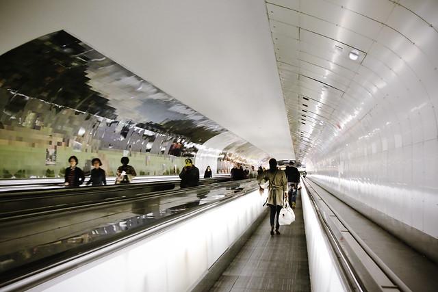Montparnasse - underground