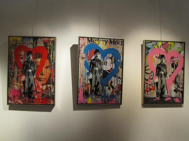 Mr Brainwash Summer Show at the Opera Gallery, London