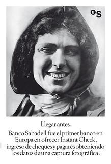 Harriet Quimby, la primera mujer en sobrevolar el canal de la Mancha